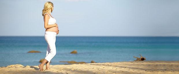 Stressfrei durch die Schwangerschaft
