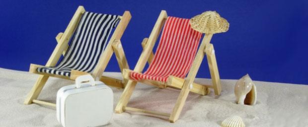 Den Sommerurlaub gesund verleben